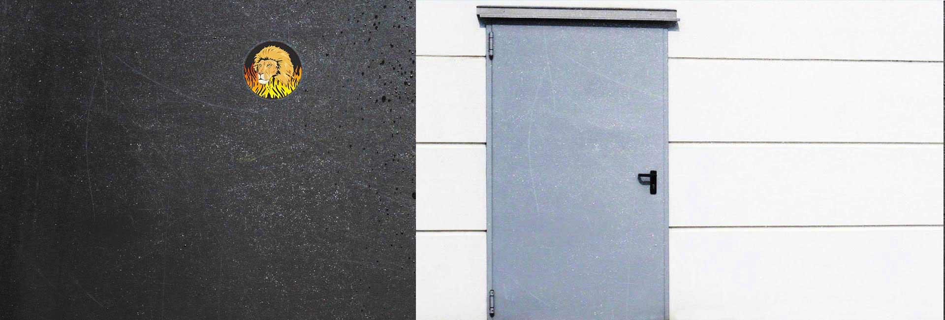 ferredil-srl-realizzazioni-porta-grigia
